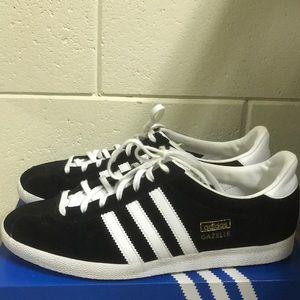Adidas Originals Gazelle OG sneakers black